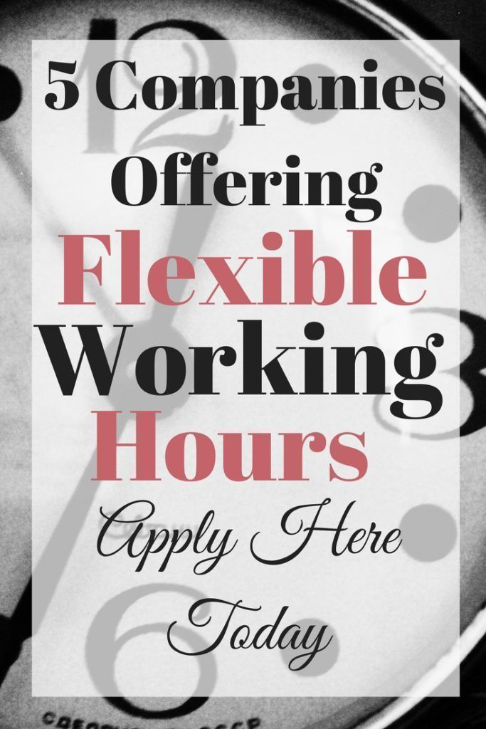Jobs With Flexible Working Hours Part Time Jobs Uk Part Time Jobs From Home Part Time Jobs For Moms How To Ear In 2020 Earn More Money Flexible Working Make More Money