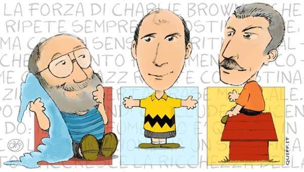 Σαν σήμερα, στις2 Οκτωβρίου 1950, ο Charles Monroe Schulz (με το παρατσούκλι «Sparky») ξεκινούσε το καθημερινό κόμικ των «Peanuts» (Σνούπι στην Ελλάδα). Μια ιστορική συνομιλία του Ουμπέρτο Εκο με …