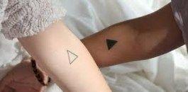 Tattoo #Best #Friend #Minimalist #53 #Trendy #Ideas # #tattoo ,  #Friend #Ideas #Minimalist #…