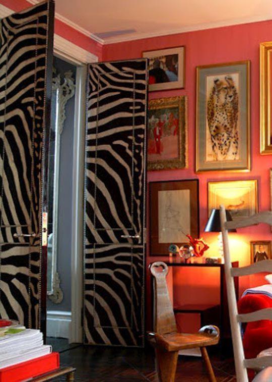 Deco Chambre Hippie : Aménager votre maison dans la thématique décoration chambre zebre