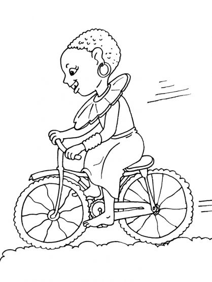 africa coloring pages preschool - photo#26