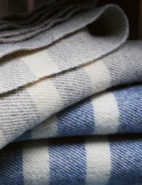 MacAusland's Blankets from Prince Edward Island, Canada - wonderful and reasonable directly from MacAusland