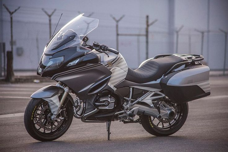 RSD X Anthony Kiedis BMW R1200RT - Blog - Motorcycle Parts and Riding Gear - Roland Sands Design - RSD
