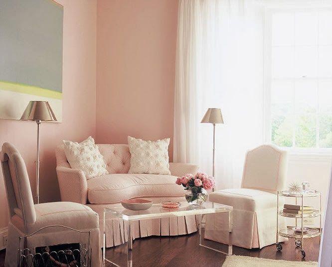 Die besten 25+ Sala rosa Ideen auf Pinterest Grau lackierte - wohnzimmer weis rosa