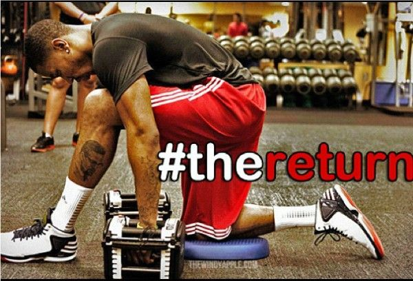 #TheReturn on Kumbuya This is a group dedicated to Derrick Rose. Help Root for #TheReturn of our MVP