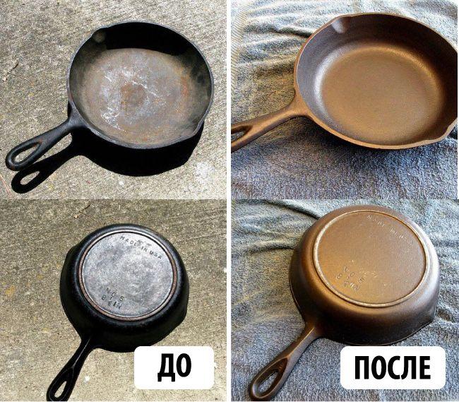 Советы для уборки дома