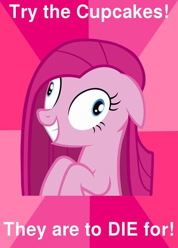 Cupcakes+My+Little+Pony+Fanfiction | cupcakes (my little pony fanfiction) know your meme