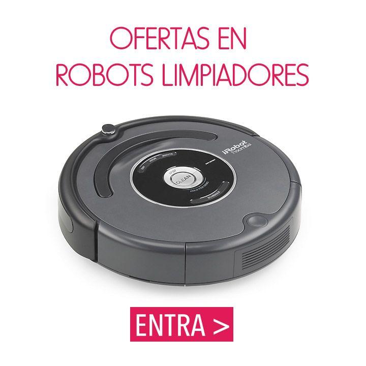 #ofertas y #descuentos en Robots limpiadores