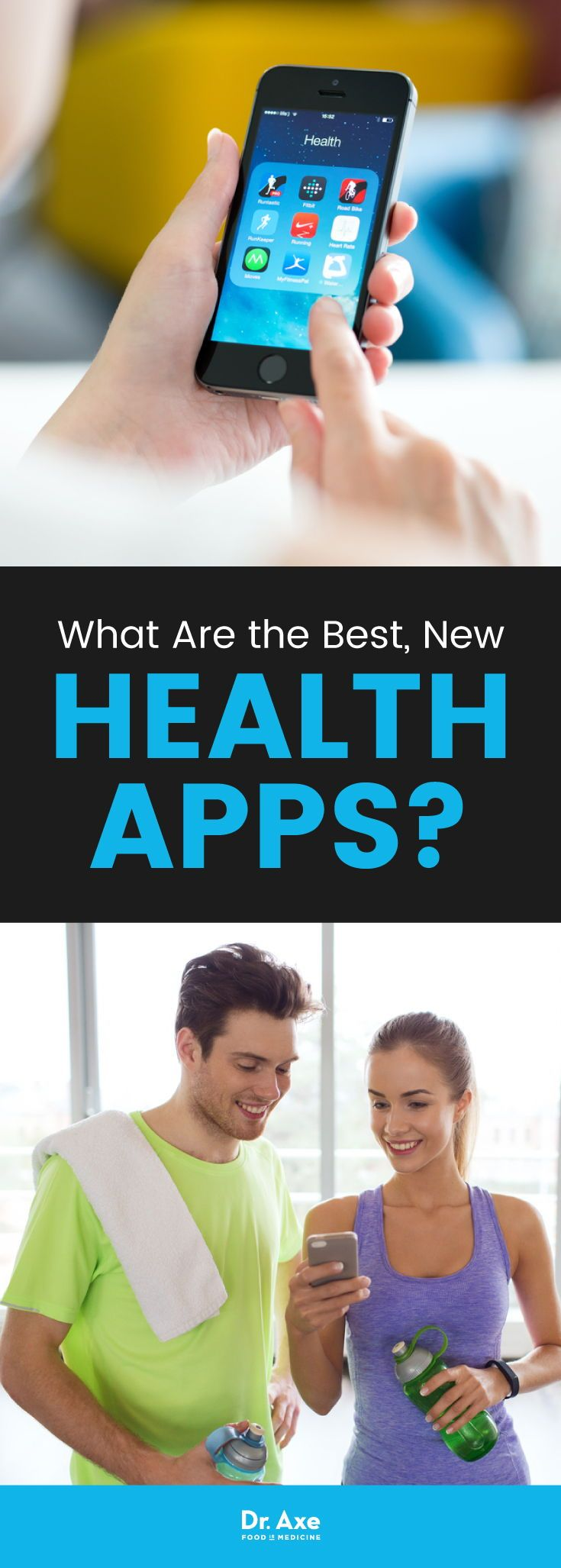Want to stay up to date on the best fitness apps and health apps of 2018? I've compiled a list of 15 easy-to-use apps to help you on your health journey.