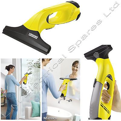 Karcher-Window-Vacuum-Vac-WV50-Mirror-Glass-Cleaner-Cordless-Rechargeable-New