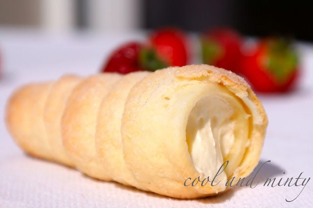 Tubes with cream