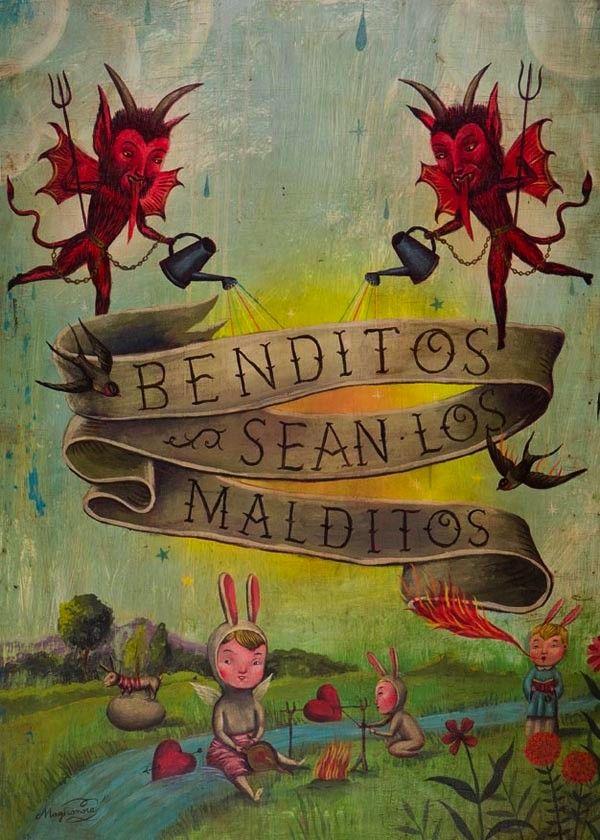 Sergio Mora, pop surreal to Spanish - Collective Culture - Collective Culture