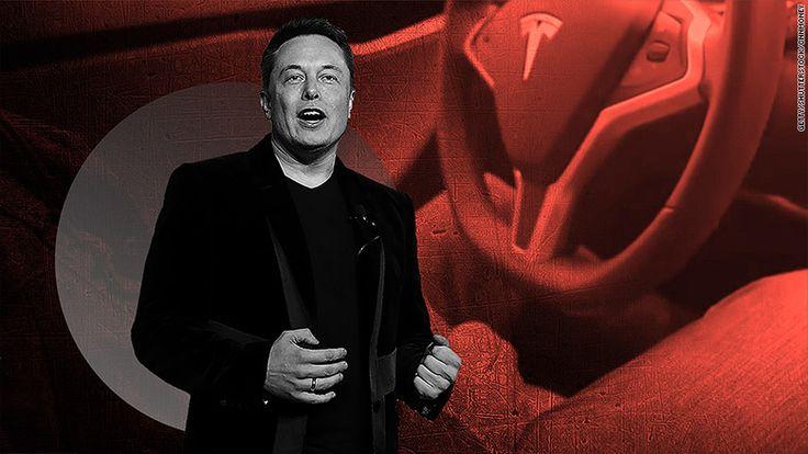 Elon Musk's push for autopilot unnerves some Tesla employees
