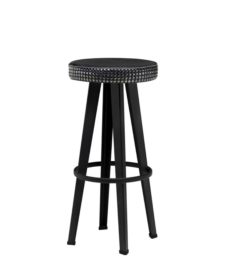 TOP10 | Ten pieces for a Rock 'n' Roll home | Bar Stud High Stool, Successful Living From Diesel With Moroso, 2010 | @morosofficial #designbest #rocks