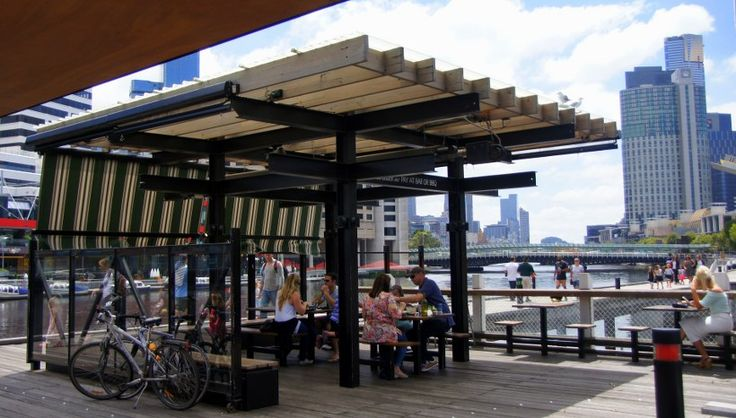 The Boatbuilders Yard, South Wharf. bit.ly/boatbuildersyard #southwharf