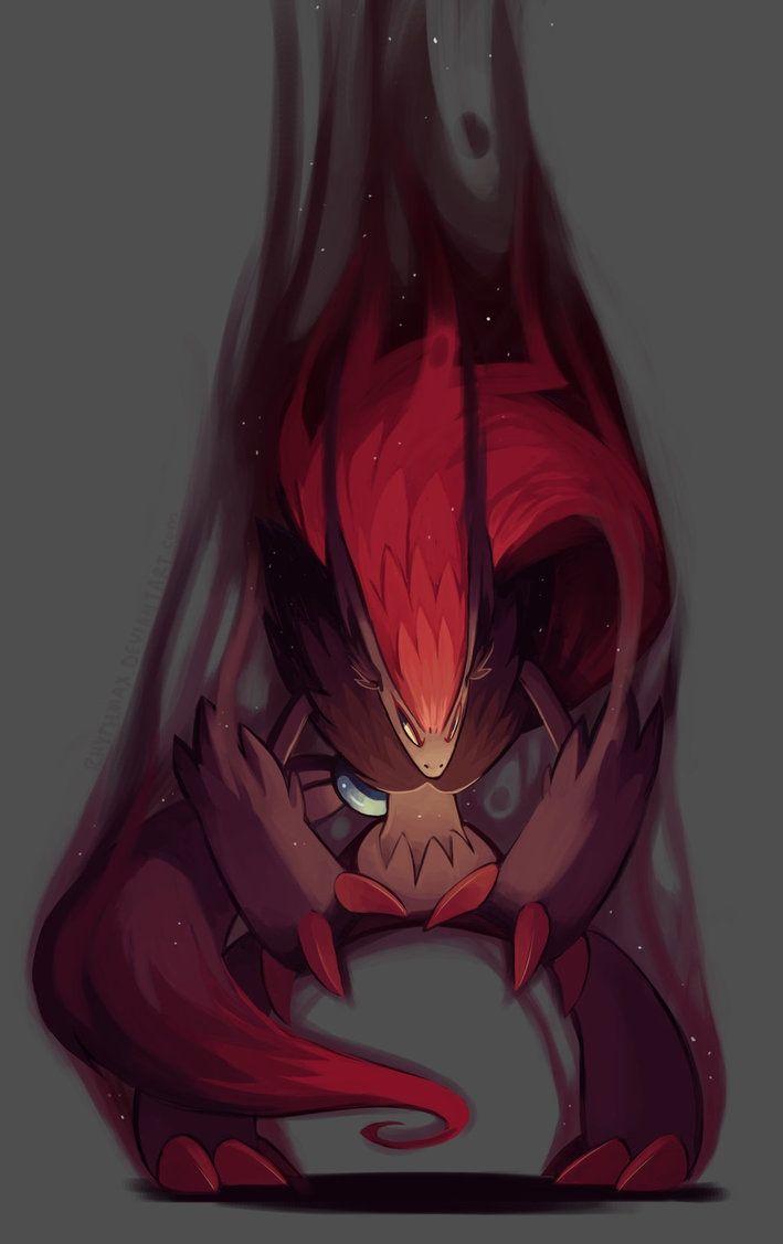 Axbraun Zoroark Dark Pulse Creatures Art3 Pinterest Universo Y Juego