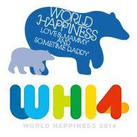 WORLD HAPPINESS 2014 / 8.10(SUN) 12:00