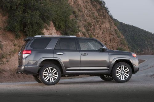 My new baby!2013 Toyota 4Runner Limited | 2013 Toyota 4Runner Limited photo | Auto Spectator: New car reviews ...