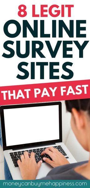 8 Websites That Pay You to Take Surveys – Windows