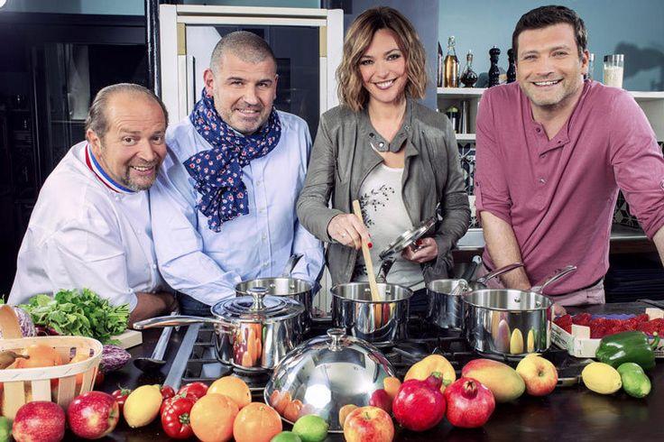 Masterchef - Saison 5 (Crédit photo : TF1) Après avoir débutée sur TF1 mais déménagée sur NT1 faute d'audience, c'est cette dernière qui diffusera ce soir la finale la cinquième saison de son concours culinaire « Masterchef ». Le programme produit par...