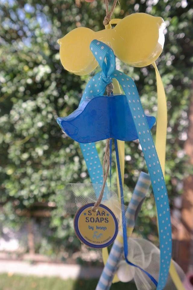 Little Gentleman  My handmade Baby shower soaps #χειροποίητα #σαπούνια για βαφτίσια
