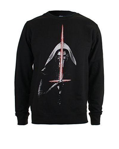 Star Wars Sweatshirt Kylo Ren Lightsaber (schwarz)