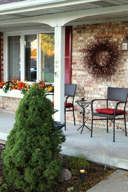 make window boxes for porch