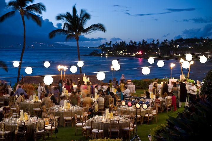 Unique Wedding Venues In Hawaii Photos