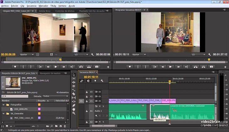 Las diez mejores aplicaciones de edición de videos