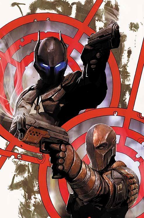 BATMAN: ARKHAM KNIGHT – GENESIS #5