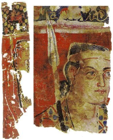 ujgur ős  xinjiang  magyar arcok ázsiai leleteken