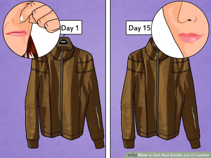 Get bad smells out of leather cleaning hacks deep