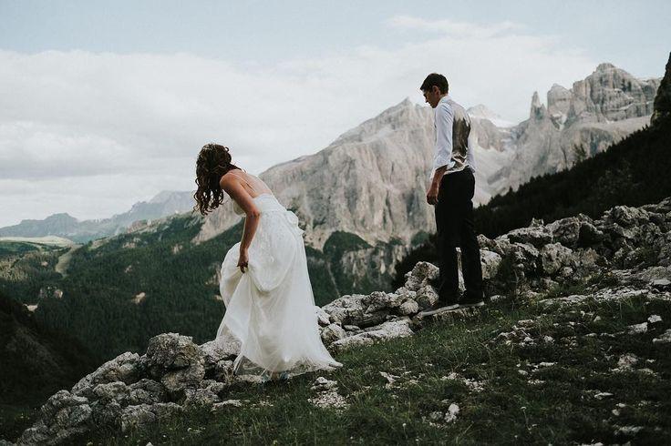 "There is freedom waiting for you On the breezes of the sky And you ask ""What if I fall?"" Oh but my darling What if you fly? . . . . #bridebook #groombook #shotfromtheheart #weddingdayemotion #loveisintheair #wedding #weddingday #weddingphotography #tribearchipelago #lxc #lorenxchris #southtyrol #südtirol #lookslikefilm #photobugcommunity #wayupnorth #wedaward #weddingphotographer #junebugweddings #weddinglovebug #destinationwedding #theweedinglegends #woodsandwolves #instawedding…"