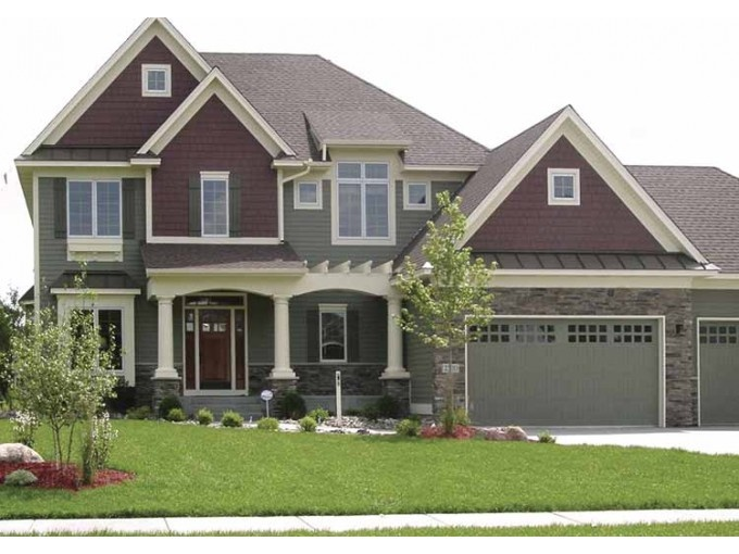 132 best images about house plans on pinterest french country house plans craftsman and - Exterior waterproofing paint plan ...