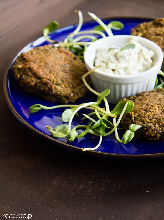Nori burgers,  sprouts and vegan mayo