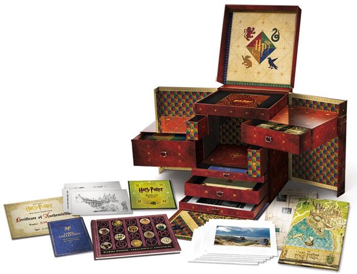 ¡Edición especial de todas las películas de Harry Potter!
