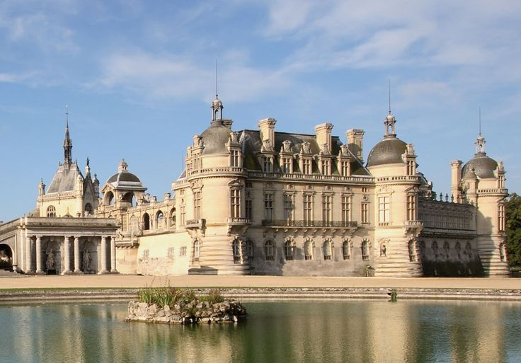 Château de Chantilly - France