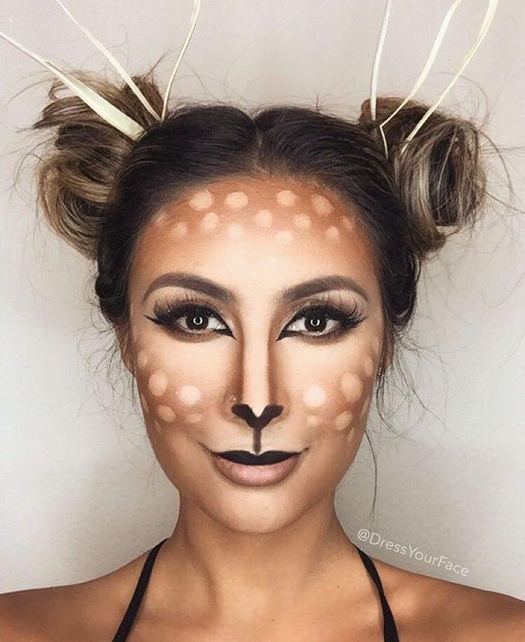Deer Halloween