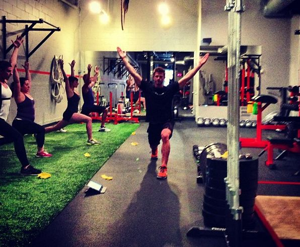 7 Next Generation Gyms That Focus On Functional Fitness Well Good Gym Fitness Fitness Design