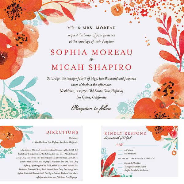 Affordable Wedding Invitations - Inexpensive Wedding Invitations   Wedding Planning, Ideas & Etiquette   Bridal Guide Magazine