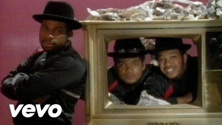 #RUNDMC - You Talk Too Much  (1985)