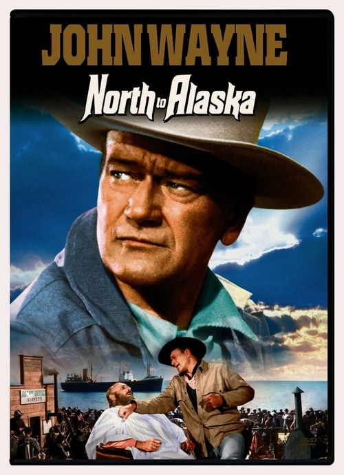 Watch->> North to Alaska 1960 Full - Movie Online