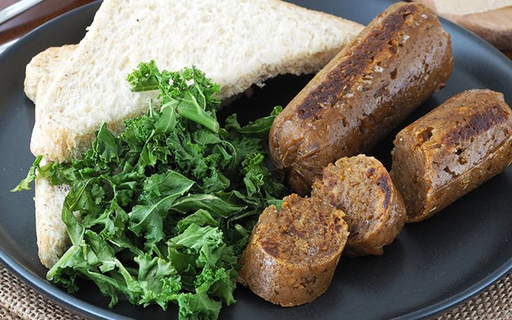 These smoky and sweet breakfast sausages are infused with warm spices and maple syrup. They can be served alongside pancakes or stuffed inside a hearty breakfast sandwich.