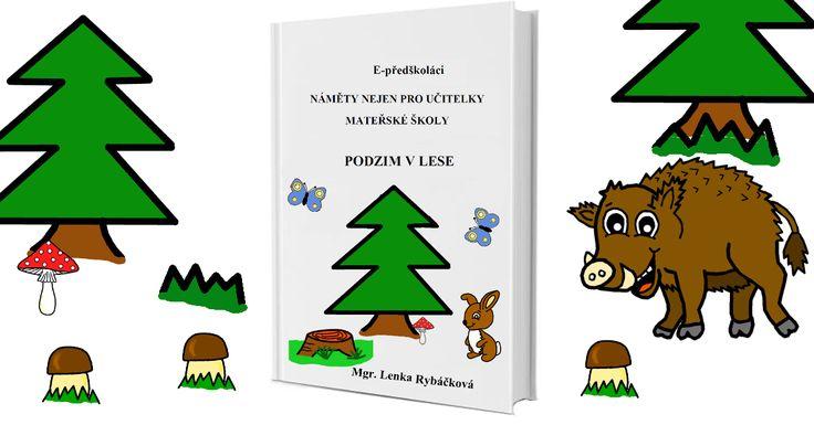 E-book Podzim v lese
