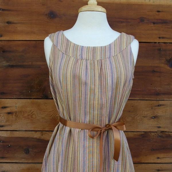 Look at this beautiful handmade dress from Zanzibar!  FAIR TRADE and BEAUTIFUL!