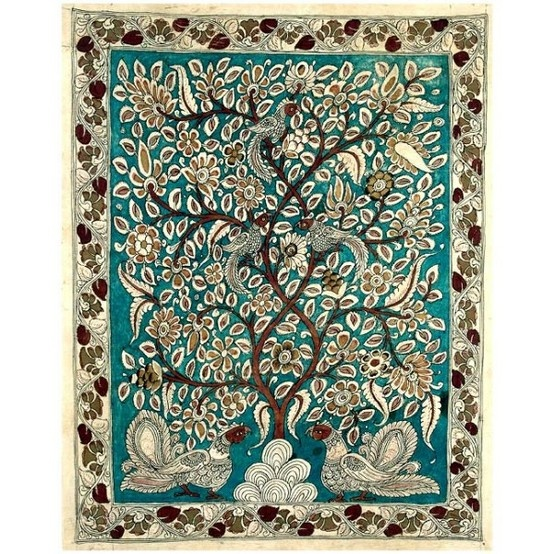 77 Best Images About Kalamkari On Pinterest