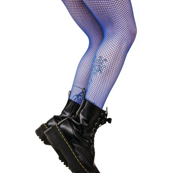 Blue Fishnets ($8) ❤ liked on Polyvore featuring intimates, hosiery, tights, leg avenue, fishnet stockings, leg avenue hosiery, leg avenue stockings and fishnet hosiery