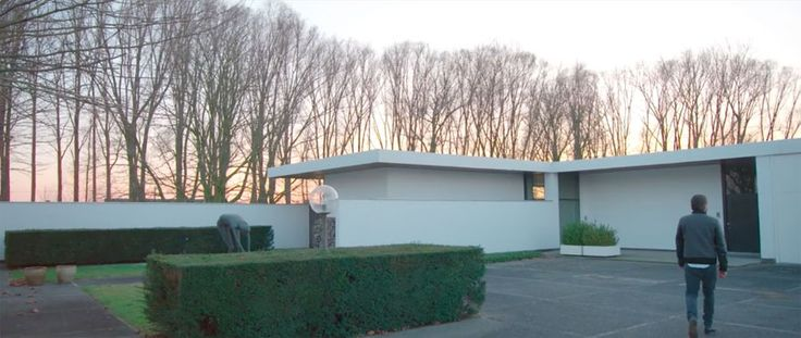 Belgian Modernism in my mind has to be defined by George Vandenbussche together…