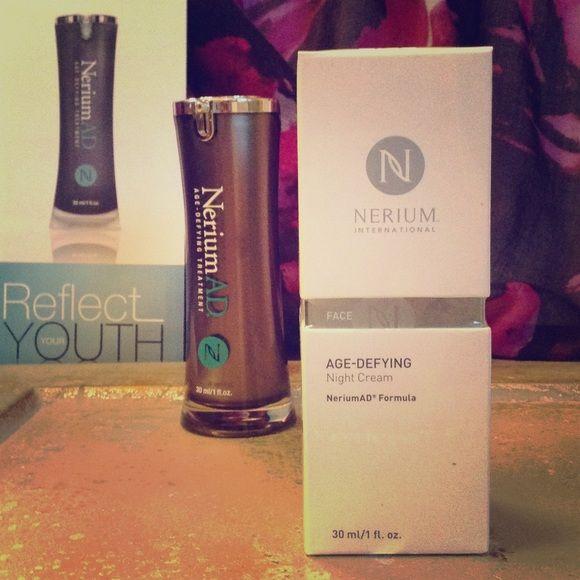 Nerium International Night Cream Description in pictures Nerium Internationl  Other