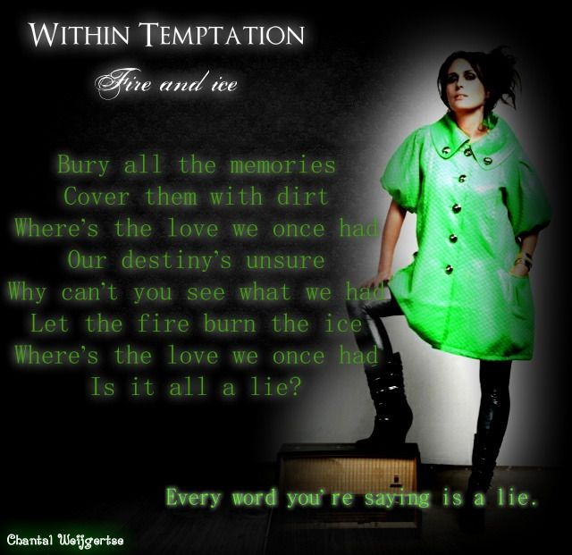 Within Temptation - Fire And Ice
